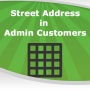 Street Address in Customers Grid