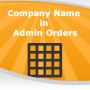 Company Name in Orders